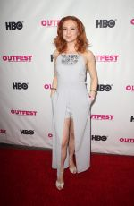 EMILY GOSS at Outfest Film Festival Opening Night Gala in Los Angeles 07/12/2018