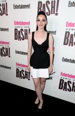 EMMA DUMONT at Entertainment Weekly Party at Comic-con in San Diego 07/21/2018