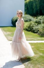 EMMA ROBERTS at Dior Fall/Winter 2018/2019 Haute Couture Show in Paris 07/02/2018