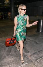 EMMA ROBERTS at LAX Airport in Los Angeles 07/03/2018