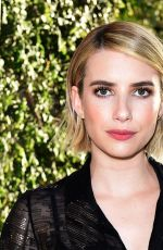 EMMA ROBERTS at Violet Grey Party in Los Angeles 07/11/2018