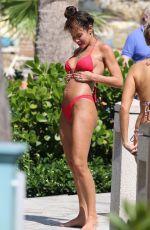 EMMA ROSE in Bikini at a Pool in Miami 07/14/2018