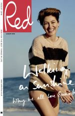 EMMA WILLIS in Red Magazine, August 2018