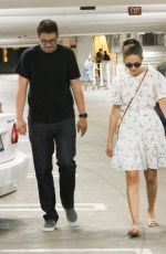 EMMY ROSSUM at Arclight in Hollywood 07/07/2018