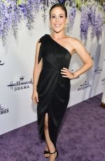 ERIN KRAKOW at Hallmark Channel Summer TCA Party in Beverly Hills 07/27/2018