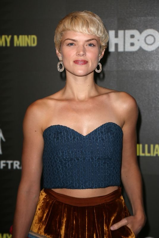 ERIN RICHARDS at Robin Williams: Come Inside My Mind Premiere in New York 07/12/2018