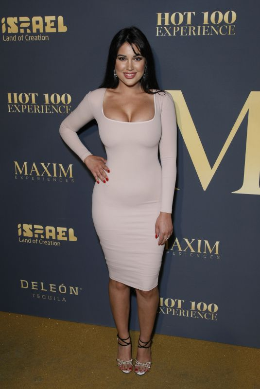 ESTRELLA NOURI at Maxim Hot 100 Experience in Los Angeles 07/21/2018