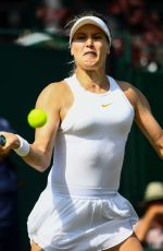 EUGENIE BOUCHARD at Wimbledon Tennis Championships in London 07/03/2018