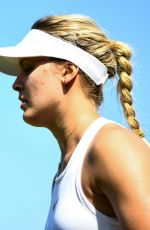 EUGENIE BOUCHARD at Wimbledon Tennis Championships in London 07/03/2018