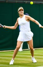 EUGENIE BOUCHARD at Wimbledon Tennis Championships in London 07/05/2018