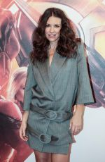 EVANGELINE LILLY at Ant-man and the Wasp Premiere in Rome 07/19/2018