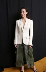 EVANGELINE LILLY at Ant-man and the Wasp Press Conference in Pasadena 07/24/2018