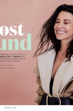 EVANGELINE LILLY for Balance Magazine, July 2018