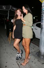 FARRAH ABRAHAM at Nice Guy in West Hollywood 07/17/2018