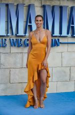 FERNE MCCANN at Mamma Mia Here We Go Again Premiere in London 07/16/2018