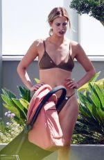 FERNE MCCANN in Bikini on Vacation in Marbella 06/27/2018