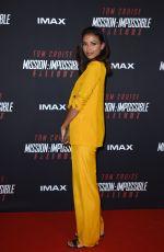 FLORA COQUEREL at Mission: Impossible – Fallout Premiere in Paris 07/12/2018