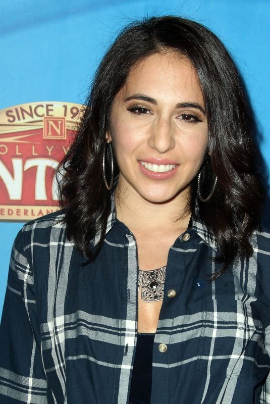 GABRIELLE RUIZ at On Your Feet! The Story of Emilio & Gloria Estefan Premiere in Hollywood 07/10/2018