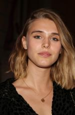 GAIA WEISS at Jean-Paul Gaultier Scandal Discotheque Party in Paris 07/04/2018