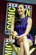 GAL GADOT at Warner Bros Panel at Comic-con 2018 in San Diego 07/21/2018