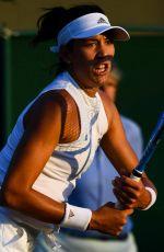 GARBINE MUGURUZA at Wimbledon Tennis Championships in London 07/05/2018