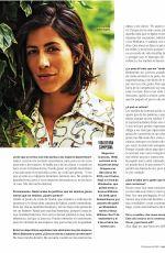 GARBINE MUGURUZA n Mujer Hoy Magazine, June 2018 Issue