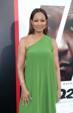 GARCELLE BEAUVAIS at The Equalizer 2 Premiere in Los Angeles 07/17/2018