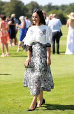 GEORGIA MAY FOOTE at Audi Polo Challenge at Coworth Park Polo Club 07/01/2018
