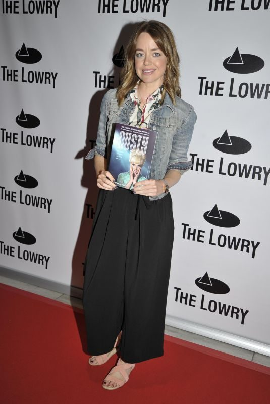 GEORGIA TAYLOR at Dusty Press Night in Manchester 07/24/2018
