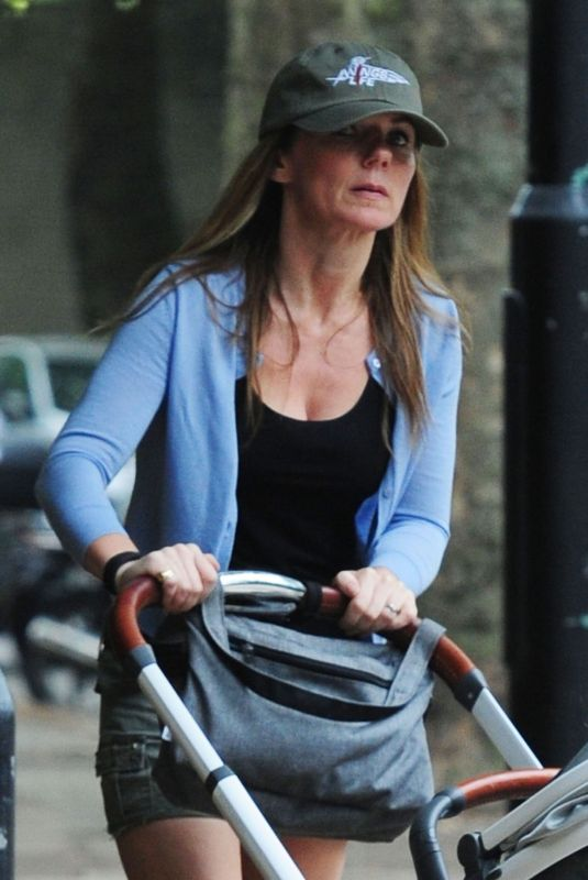 GERI HALIWELL Out in London 07/05/2018