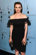 GILLIAN JACOBS at Eighth Grade Screening in Los Angeles 07/11/2018