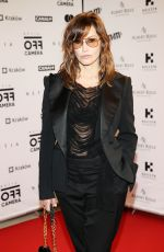 GINA GERSHON at Netia Off Camera in Krakow 07/10/2018