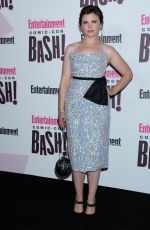 GINNIFER GOODWIN at Entertainment Weekly Party at Comic-con in San Diego 07/21/2018