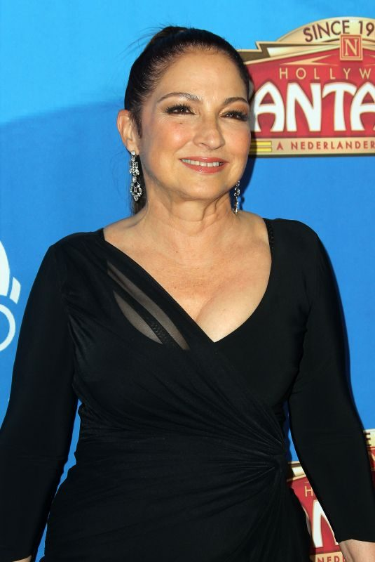 GLORIA ESTEFAN at On Your Feet! The Story of Emilio & Gloria Estefan Premiere in Hollywood 07/10/2018
