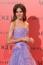 GOYA TOLEDO at Vogue Spain 30th Anniversary Party in Madrid 07/12/2018