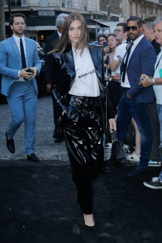 GRACE ELIZABETH at Vogue Paris Foundation Gala in Paris 07/03/2018