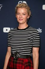 GRETCHEN MOL at Variety Studio at Comic-con in San Diego 07/19/2018