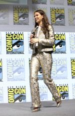 HAILEE STEINFELD at Spider-man into the Spider-verse Panel at Comic-con in San Diego 07/20/2018