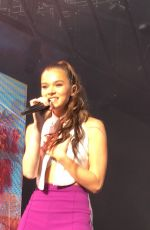 HAILEE STEINFELD Performs at Blue Hills Bank Pavilion in Boston 07/13/2018