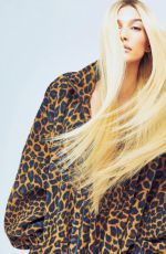 HAILEY BALDWIN in Vogue Magazine, Japan September 2018 Issue