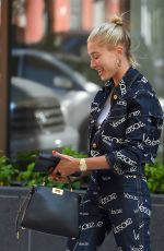 HAILEY BALDWIN Out and About in New York 07/05/2018