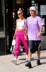 HAILEY BALDWIN Out Out Shopping in New York 07/26/2018
