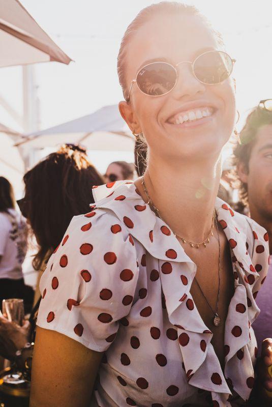HAILEY CLAUSON at Bellissima Bambini Launch in Montauk 06/30/2018