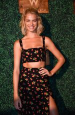 HAILEY CLAUSON at Sports Illustrated Swimsuit Show at Miami Swim Week 07/15/2018