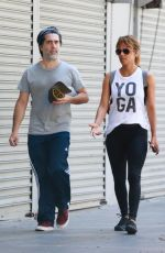 HALLE BERRY Out and About in Los Angeles 07/15/2018