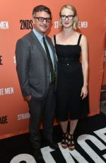 HALLEY FEIFFER at Straight White Men Broadway Play Opening Night in New York 07/23/2018