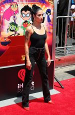 HALSEY at Teen Titans Go! to the Movies Premiere in Los Angeles 07/22/2018
