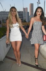 HAYLEY HUGHES Night Out in London 06/30/2018