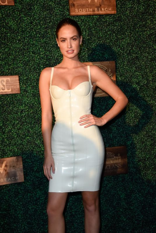 HAYLEY KALIL at Sports Illustrated Swimsuit Show at Miami Swim Week 07/15/2018