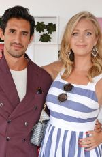 HAYLEY MCQUEEN at Audi Polo Challenge at Coworth Park Polo Club 07/01/2018